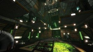 Alien Arena аналог Quake Arena и Unreal tournament