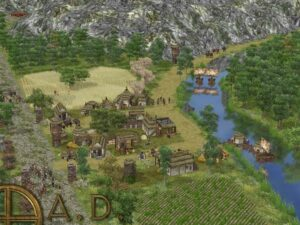 0. A.D. - аналог Age of Empires под Linux