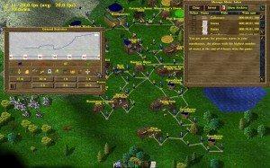 Widelands Gameplay