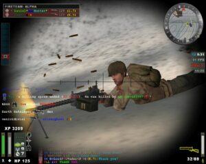 Wolfenstein Enemy Territory Sniper