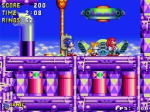 Open Sonic - Sonic Heroes