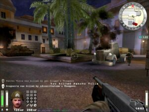 Wolfenstein Enemy Territory Map