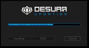 Установка клиента Desura
