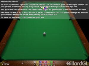 BillardGL - 3D бильярд