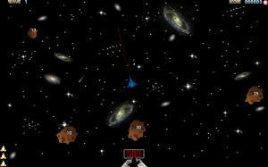 Аналог игры астероиды в TuxMath