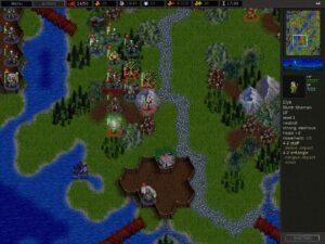 карты в игре битва за веснот