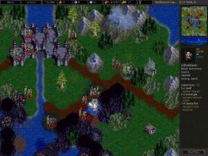 замки в игре битва за веснот