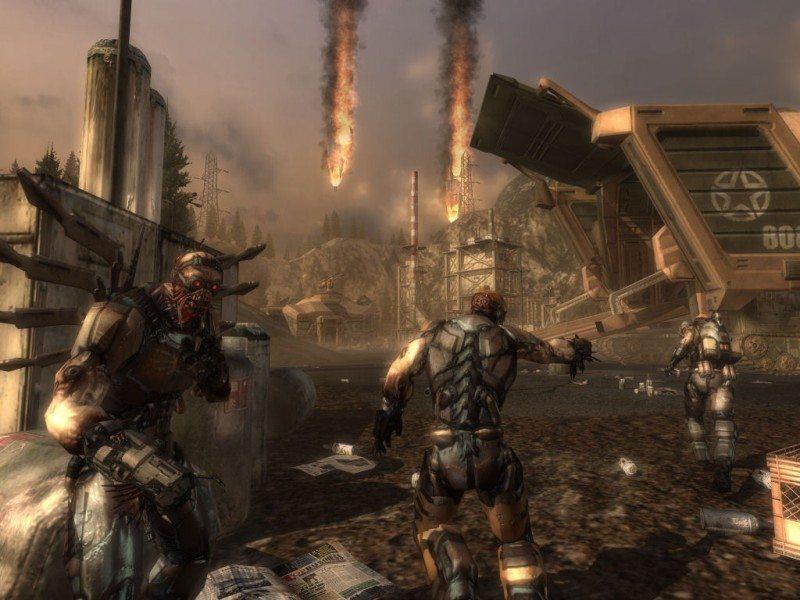 Enemy Territory: Quake Wars | ???? ? Linux
