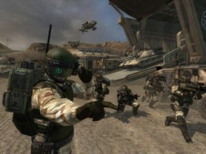 Установка игры Enemy Territory: Quake Wars Ubuntu