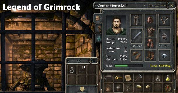 Ubuntu Legend of grimrock