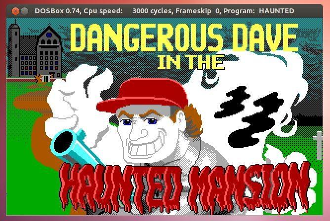 linux dangerous dave 2