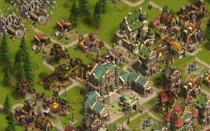 settlers online город