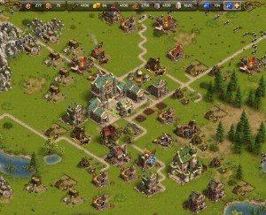 settlers online деревня