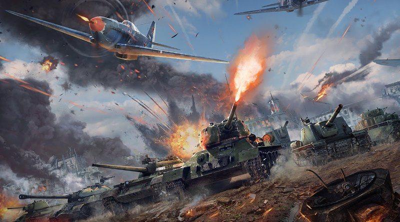 Обновление 1.57 War Thunder