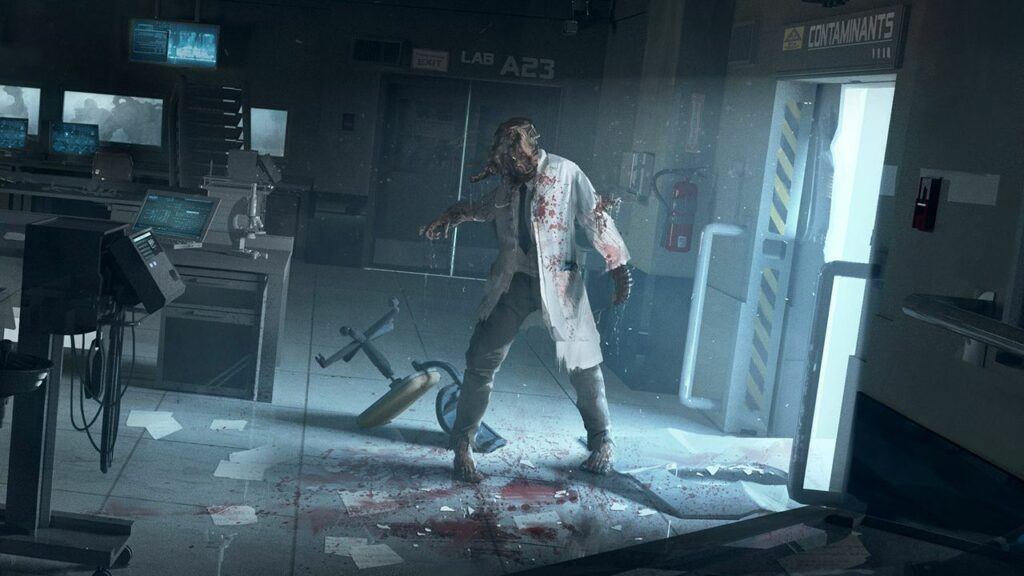 Breach & Clear: Deadline Зомби Доктор