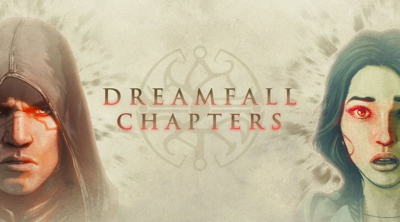 dreamfall book two