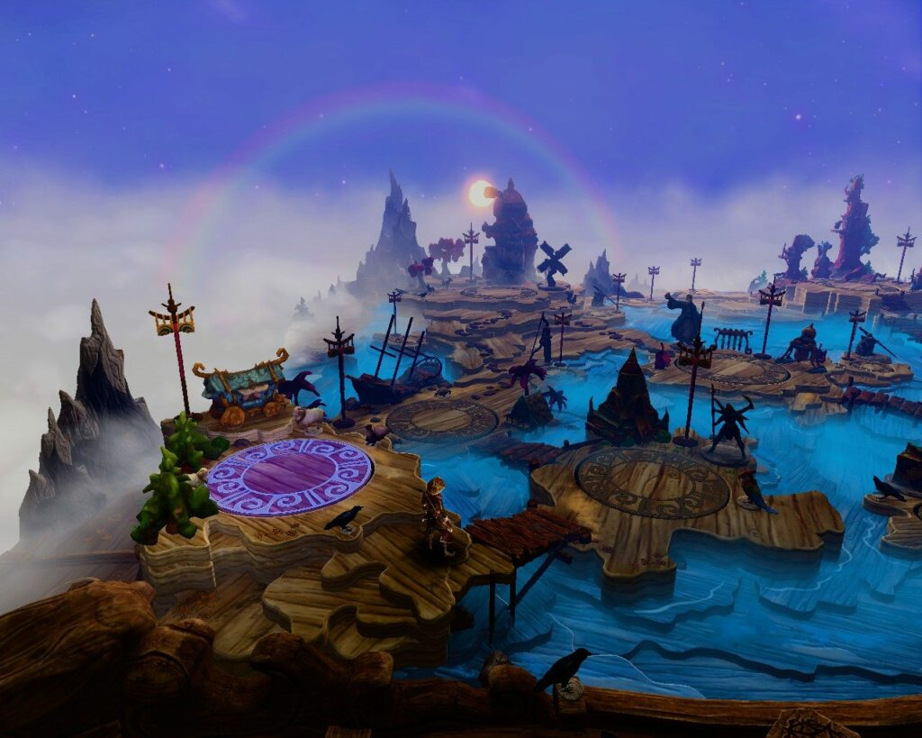 linux trine 3 locations