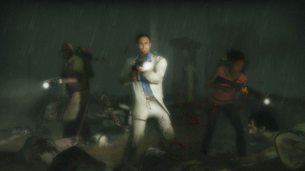 left 4 dead heroes