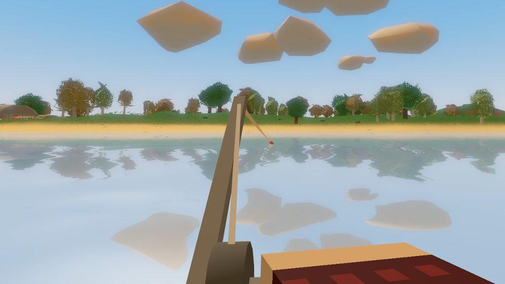 рыбалка unturned