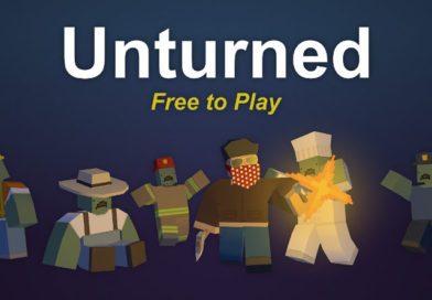 Unturned — бесплатная онлайн игра про выживание и зомби