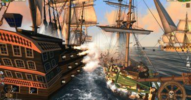 The Pirate: Caribbean Hunt морские бои в стиле Assasin's Creed