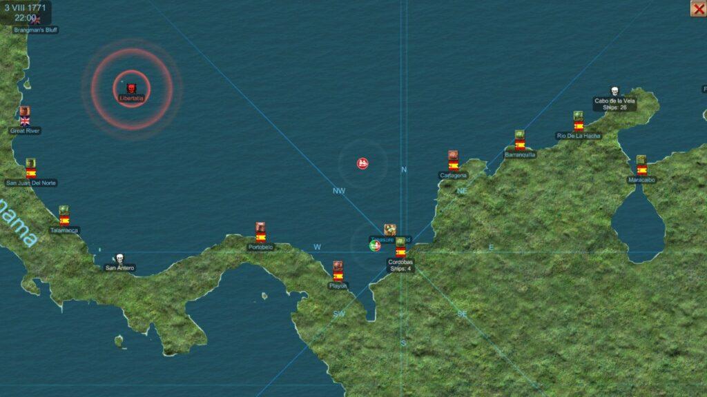 пираты карибских островов
