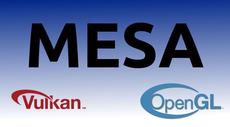 Mesa 17.1 и 17.0.6