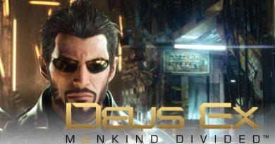 Обзор на игру Deus Ex: Mankind Divided