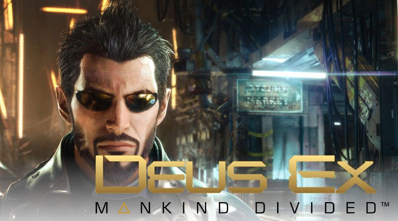 обзор игры deus ex mankind divided