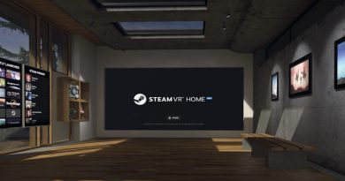 SteamVR Home под Linux