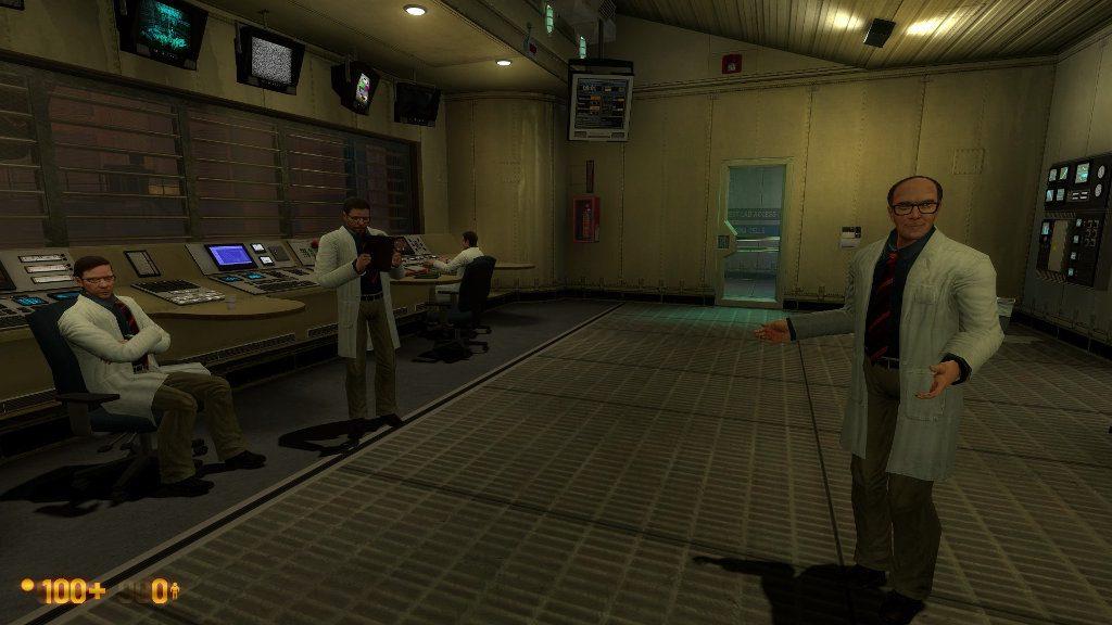 Персонажи Black Mesa