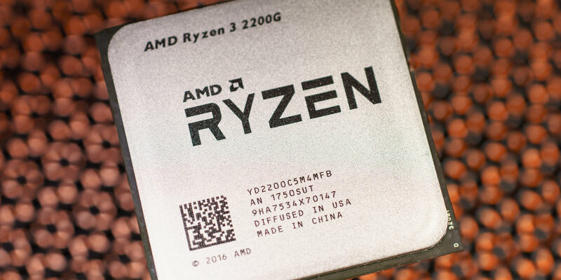 архитектура AMD Ryzen