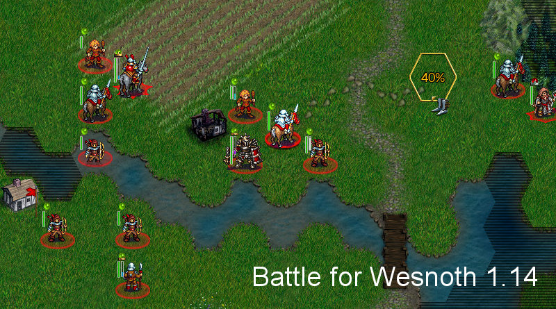 Battle for Wesnoth 1.14