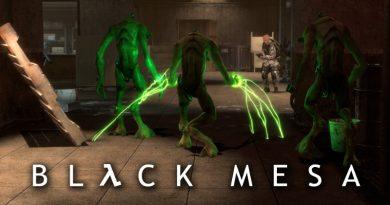 Black Mesa обзор игры