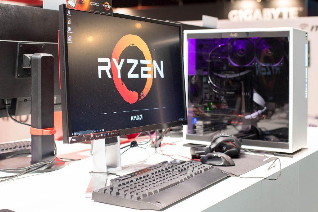 Компьютер AMD Ryzen