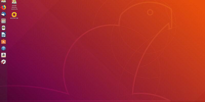 Статистика Ubuntu 18.04