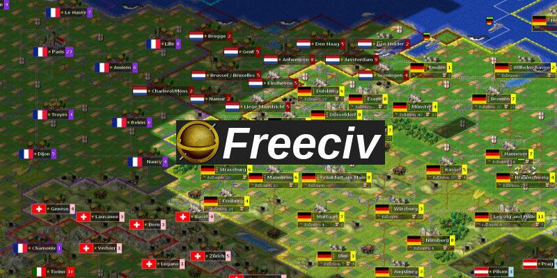 freeciv скачать игру