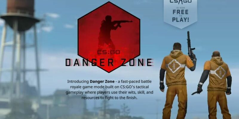 Counter Strike стала бесплатной