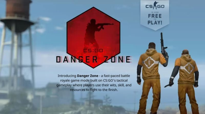 Counter Strike: GO — стал бесплатным!