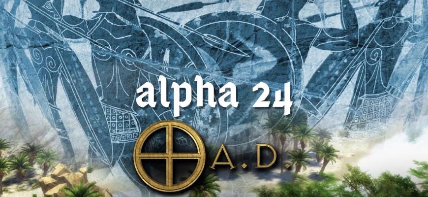 alpha 24