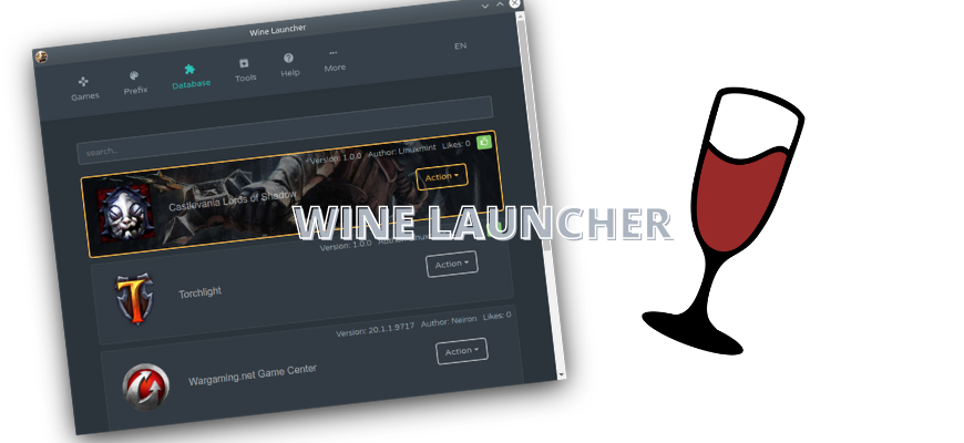 wine launcher